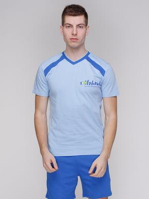 Пижама: футболка и шорты | 4137602