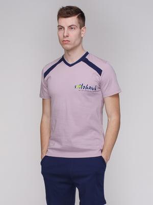 Пижама: футболка и шорты | 4137603