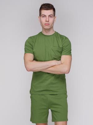 Комплект: футболка и шорты | 4137606