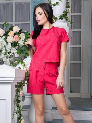 Костюм: блуза и шорты | 4139117