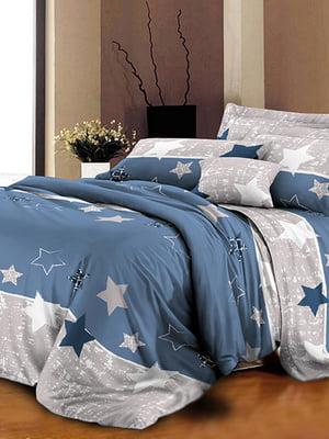 Комплект постельного белья двуспальный (евро) | 4140730
