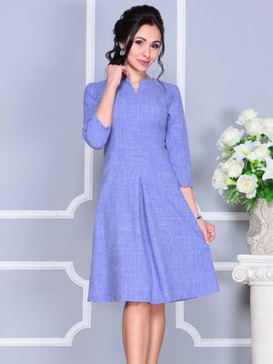 Платье фиолетовое | 4137080