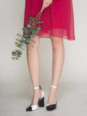 Туфли черно-белые | 3397008