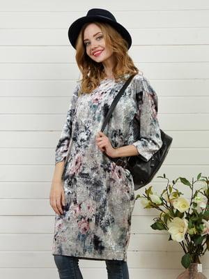 Сукня сіра | 4141263