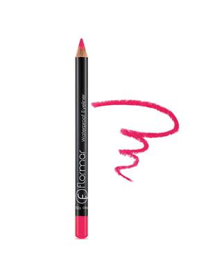 Олівець водостійкий для губ Saturated pink — тон 228 (1,7 г) | 4142502
