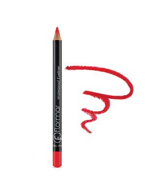 Олівець водостійкий для губ Passionate red — тон 232 (1,7 г) | 4142504