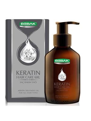 Олія для волосся з кератином (100 мл) | 4142762