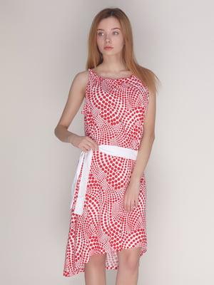 Платье красное | 4137587