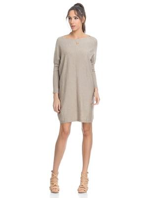 Сукня бежева | 4140878