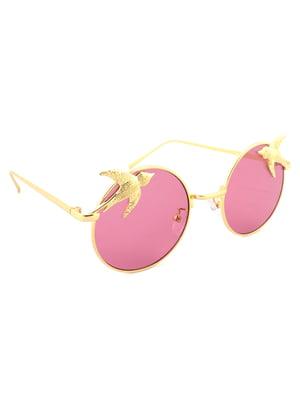Купить женские солнцезащитные очки 2018 в Киеве, модные женские очки ... 084a6c7d774