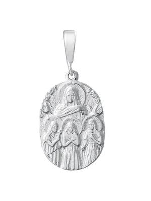Кулон «Св. Вера, Надежда, Любовь и их мать София» | 4150724
