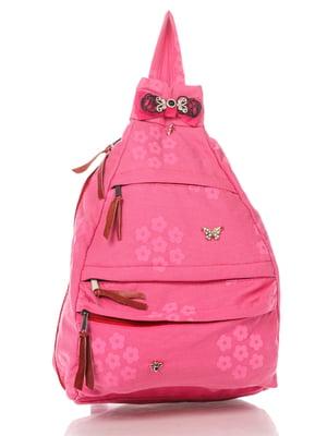 Рюкзак рожевий | 4067855