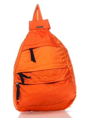 Рюкзак оранжевый | 4067854