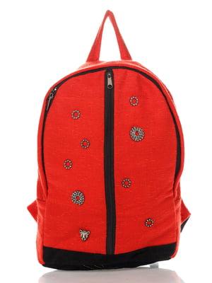 Рюкзак цегляного кольору | 4067849