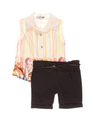 Комплект: блуза і шорти | 4016754