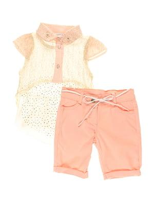 Комплект: блуза і шорти | 4016760
