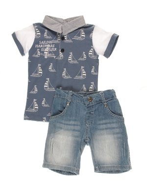 Комплект: футболка і шорти   4016759