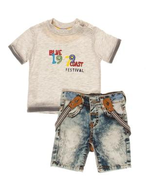 Комплект: футболка і шорти   4016726