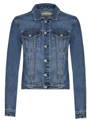 Куртка синяя джинсовая | 4003893