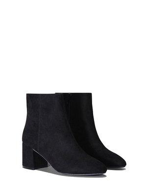 Ботинки черные   4003926