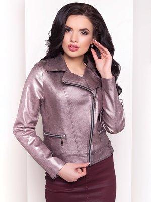 Куртка бронзового кольору | 4151864