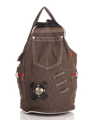 Рюкзак коричневий | 4092961