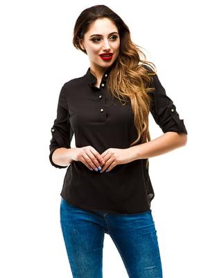 Блуза черная | 4155042