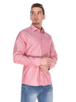 Рубашка розовая | 4129254