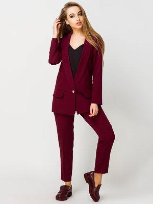 Костюм: жакет и брюки | 4155162