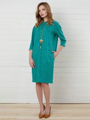 Платье мятного цвета | 4157280