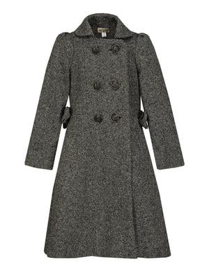 Пальто серое   4159137
