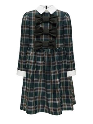 Платье клетчатое   4159140