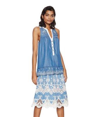 Блуза блакитна | 4159694