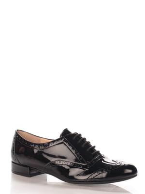 Туфлі чорні | 4141730