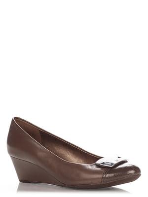 Туфли бежевые | 4123551