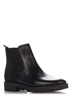 Ботинки черные | 4123470