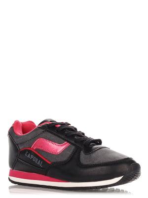 Кросівки чорні | 4123432