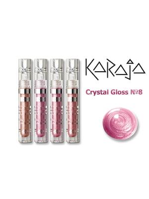 Блеск для губ Crystal Gloss — тон №08 (3,5 мл)   3999446