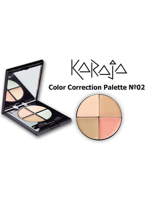 Корректор Color Correction Palette — тон №2 (4 мл) | 3999542