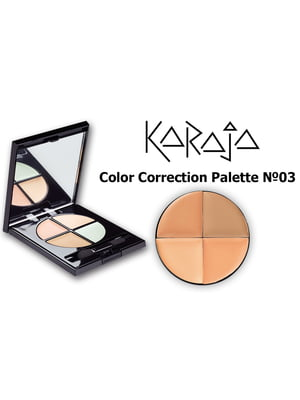 Корректор Color Correction Palette — тон №3 (4 мл) | 3999543