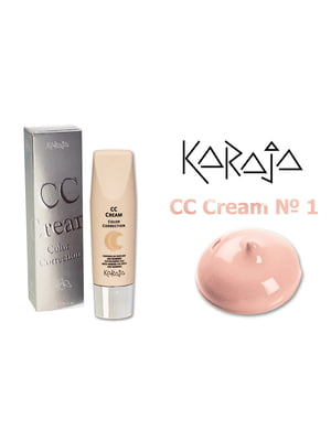 CC-крем Cream Color Correction — тон №1 (30 мл) | 3999557