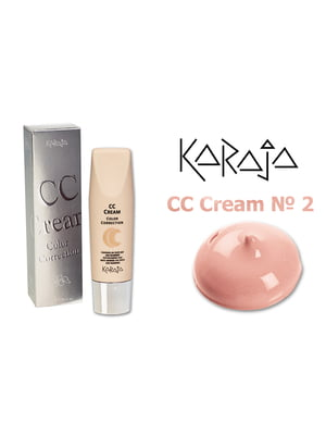 CC-крем Cream Color Correction — тон №2 (30 мл) | 3999558