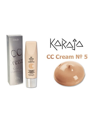 CC-крем Cream Color Correction — тон №5 (30 мл) | 3999561