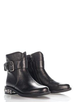 Ботинки черные | 4137042