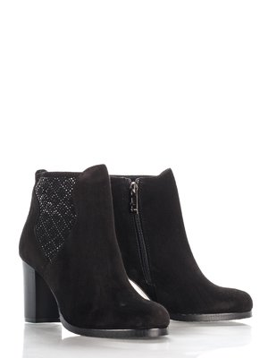 Ботинки черные | 4137040