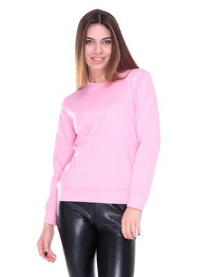 Світшот рожевий | 4144382