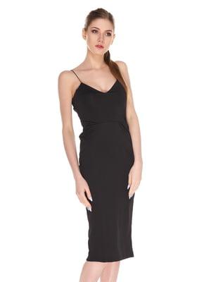 Платье черное | 3099237