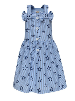 Сукня блакитна | 4165485