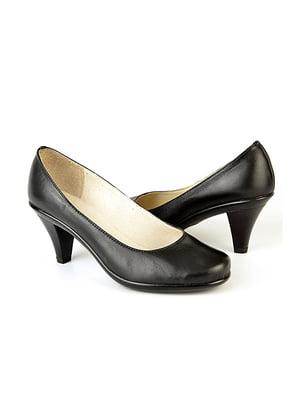 Туфли черные | 4165598
