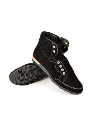 Ботинки черные | 4165604